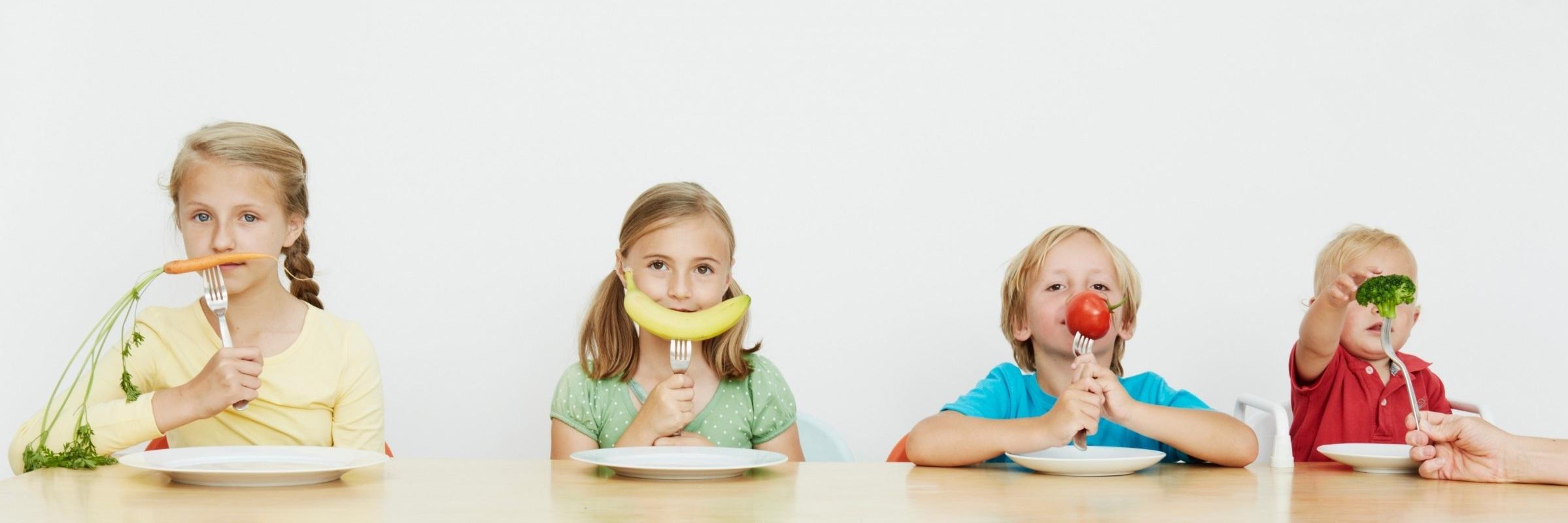 تغذیه در کودکی